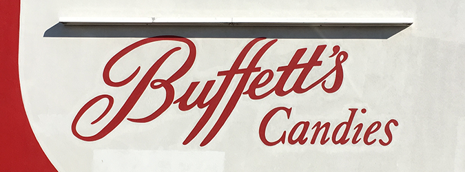 Buffett's Candy